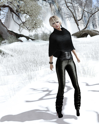 LIV Glam Zenshi je t aime Black by Miss Laylah Lecker