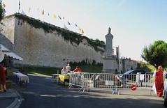 Picquigny (23 août 2009) installation matinale 1
