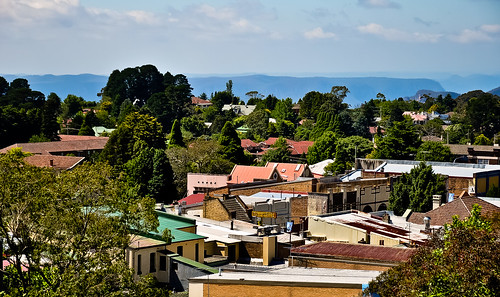 4/365: Township of Katoomba