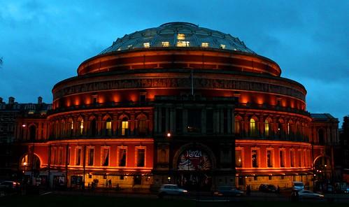Royal Albert Hall London #dailyshoot # London #flickrfriday