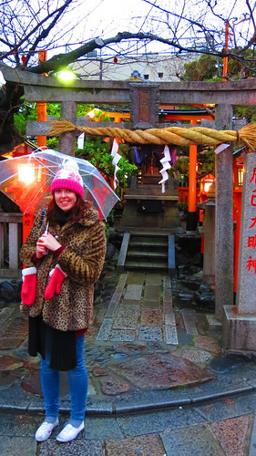 Shrine in Geisha District