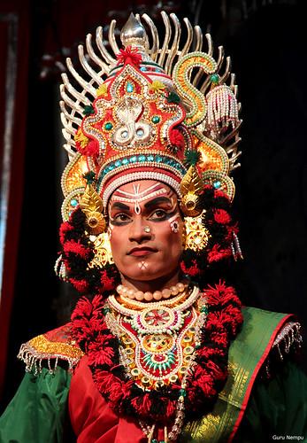 Yakshagana.. by guru.nempu