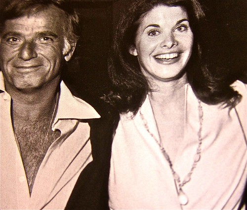 Freddie Fields and Sherry Lansing