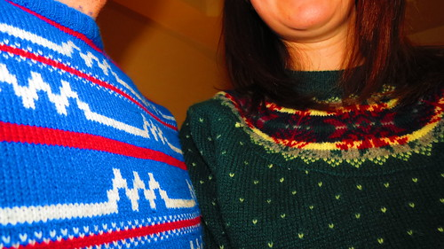 Christmas Jumpers on Tour