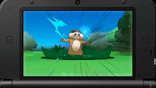 Pokemon X and Pokemon Y Announced For 3DS This Fall