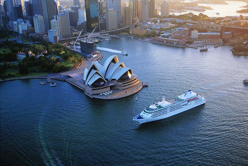Silversea Cruises Announces World Cruise 2015