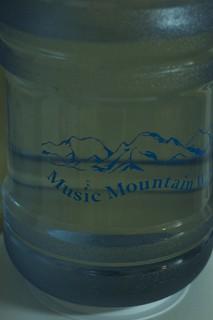 Music Mountain cooler