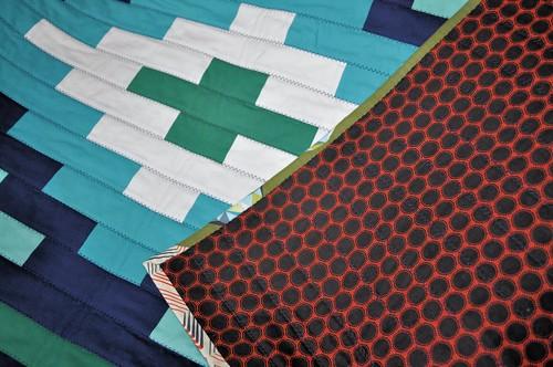 Spanish Textile Quilt