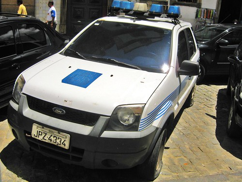 Ford Ecosport, Salvador (Bahia), Brasil