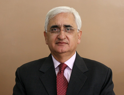 Salman_Khurshid_portrait by Chindits