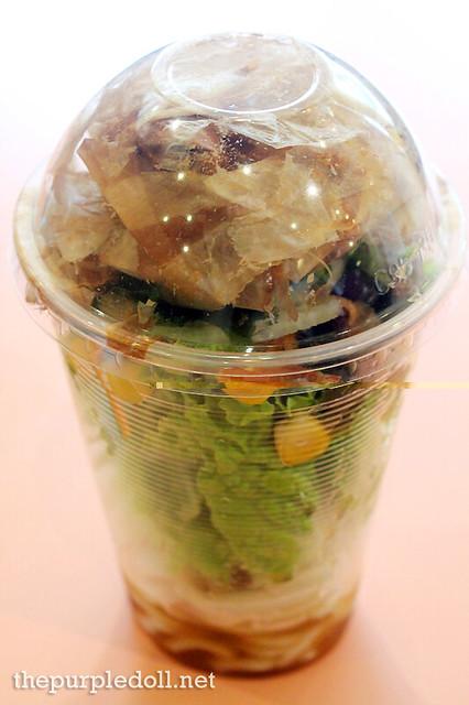 Shake Shake Seaweed Salad