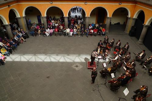 Casa de Cultura - Puebla, Mexico