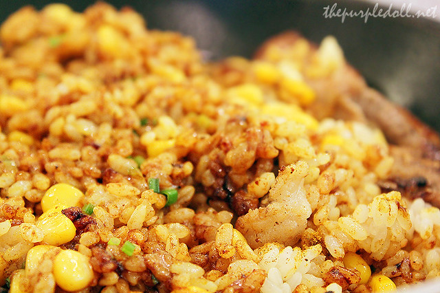 Mixed Pepper Rice