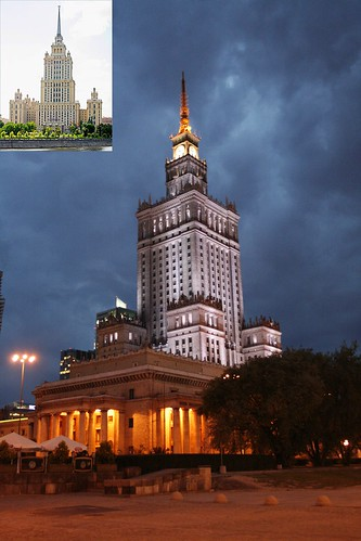 Warsaw and Moscow