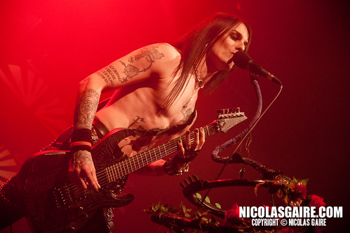 BlackRain @ Bataclan , Paris | 19.01.2013