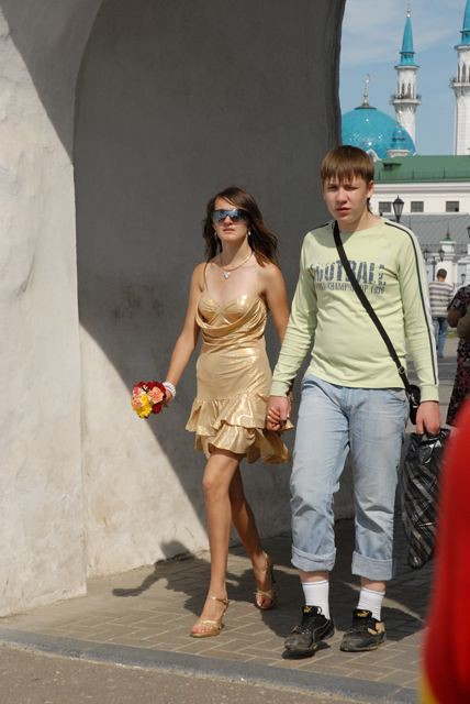 Kazan-Russia   Russian Fashion Style