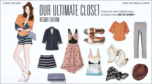 Our Ultimate Closet