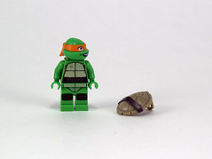 10 - 79100 Out Of His Shell