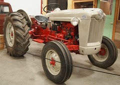 1953 Ford Golden Jubilee Tractor 3