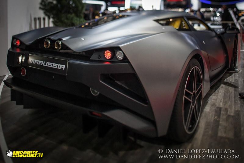 Geneva Auto Show 2012