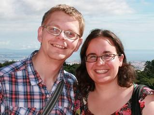 Michael Carøe Andersen and Ann Fenech - HejSonderborg.dk