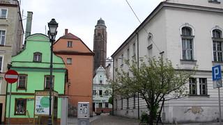 Kościół warowny w Paczkowie