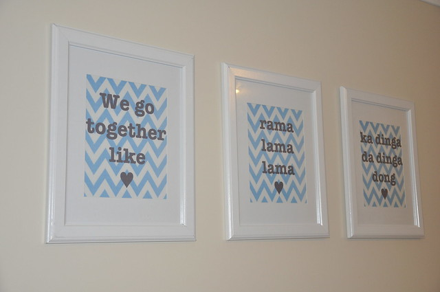We Go Together Print