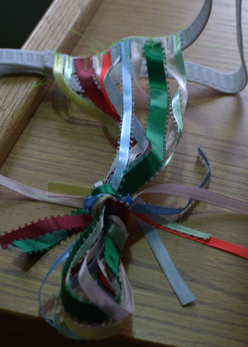 Bundle ribbons