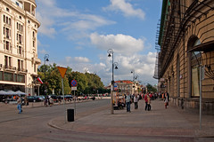 Warsaw Old Town 1
