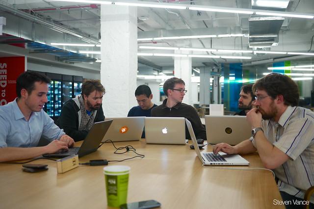 Hacking on Edifice