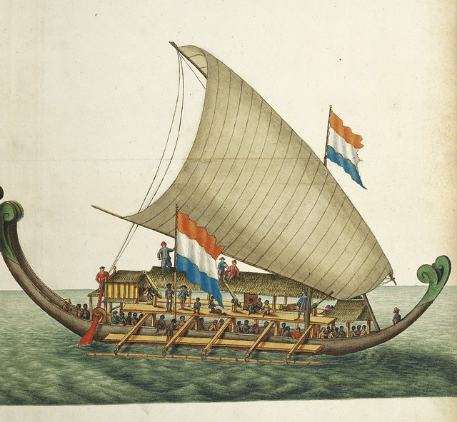 Dutch outrigger a