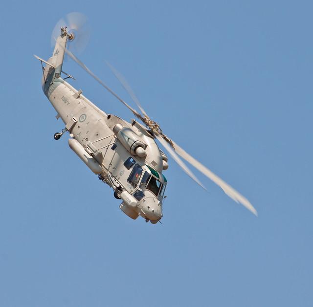 Kaman SH-2G Seasprite NZ3603