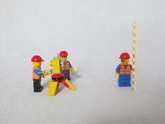 Railroad Land Surveying Crew
