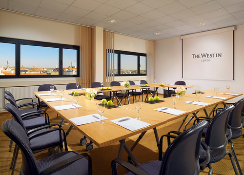 The Westin Leipzig—Meeting Room