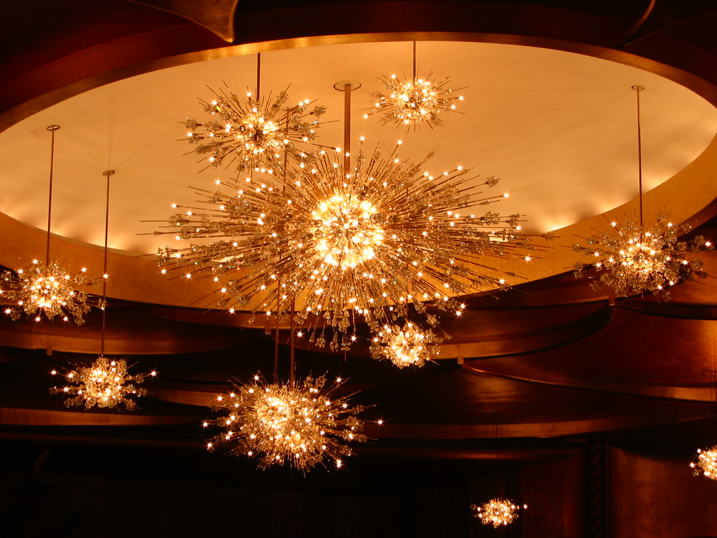 Met Opera lights