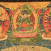 001a- Un mandala de la Samvara yi-dam. Pintado en textil-detalle-© The Trustees of the British Museum