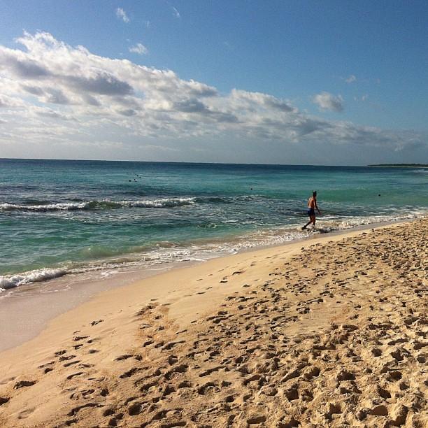 The Beach, Mayan Riviera, Mexico