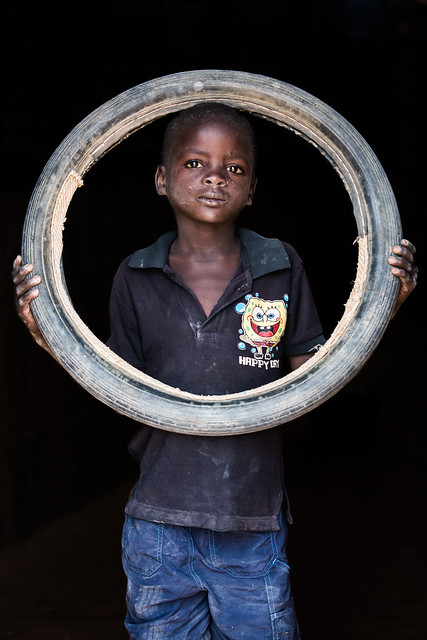 Habou Lamirou <br /> <br /> &quot;I want to be a driver so I can help my parents.&quot;