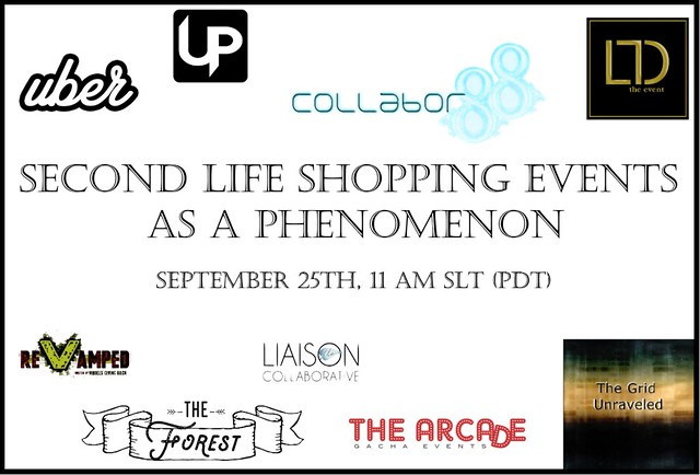 SL shopping events as a phenomenon - The Grid, Unraveled