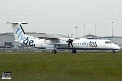 G-JECO - 4126 - Flybe - De Havilland Canada DHC-8-402Q Dash 8 - Luton - 120518 - Steven Gray - IMG_1709