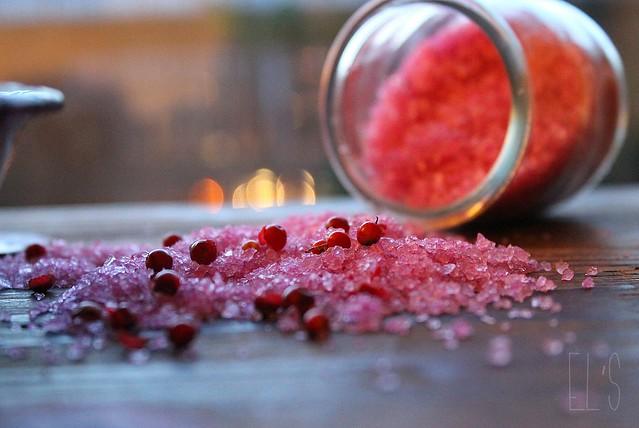 Fleur de sel rose