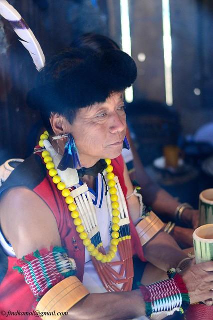 Chakesang Tribe