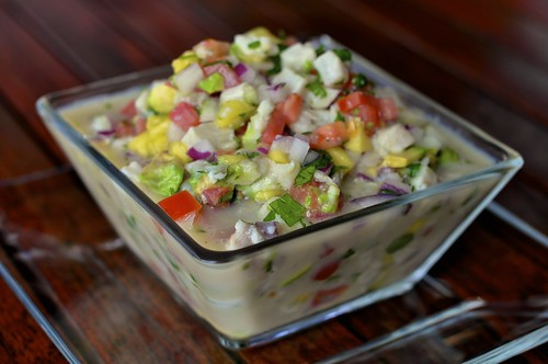 Simple Mexican Ceviche Recipe - Food, Fun, and Happiness