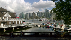 Vancouver by the Book: Coal Harbour