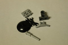 LEGO Star Wars 2012 Advent Calendar (9509) - Day 11: P-Tower Turret
