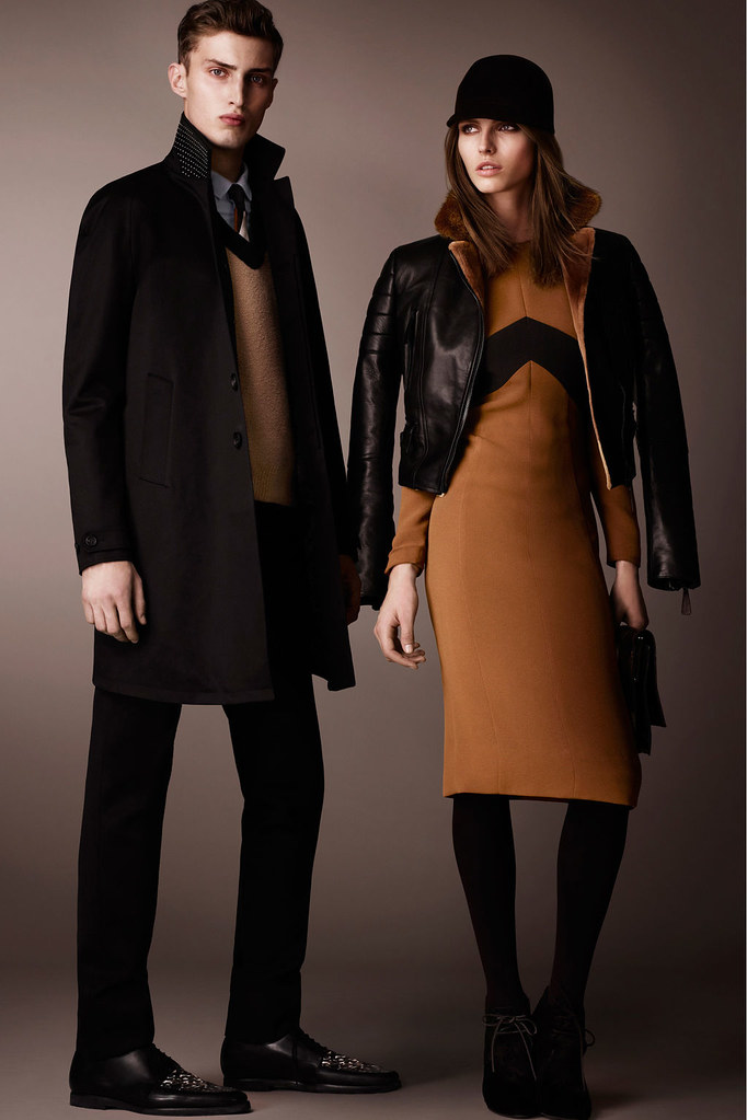 Charlie France0284_Burberry Prorsum's Pre-Fall 2013 Collection(Homme Model)