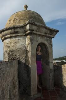 תמונה של Castillo San Felipe de Barajas ליד Cartagena. colombia manga molly bolívar caribbean fortress cartagena col cartagenadeindias sanfelipebarajascastle castillodesanbarajas nellumazilu
