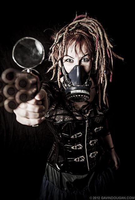 Liina Steampunk