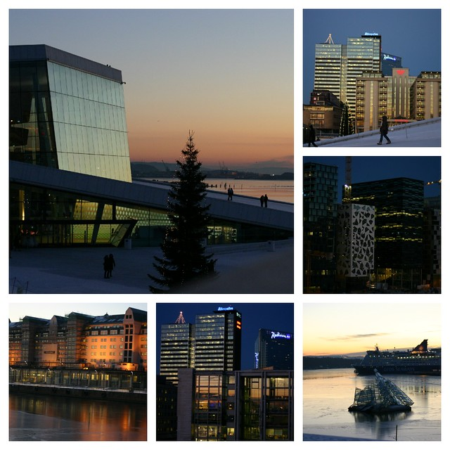 Opera House Collage