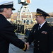 Visit by Admiral Viktor Chirkov to the UK